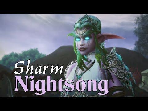 Sharm ~ Nightsong - Val'sharah (World Of Warcraft) thumbnail