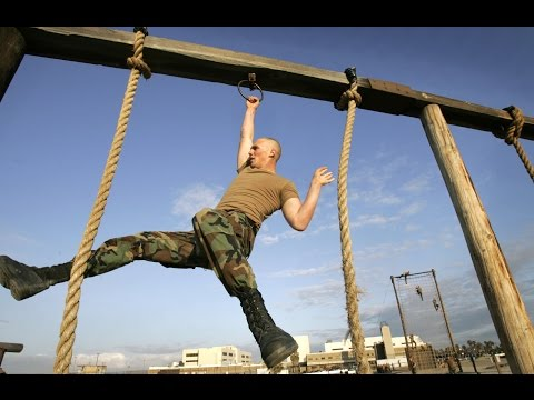The Navy SEAL Physical Training