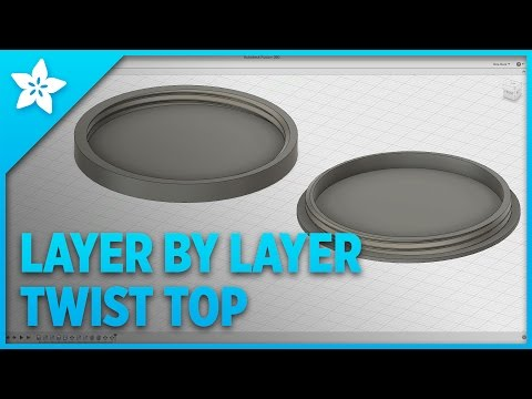Layer by Layer - Twist Top Case