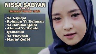 NISSA SABYAN - ALBUM SHOLAWAT TERBAIK' 2018
