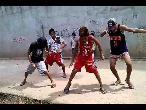 Famous Dance #Team AGawn @Inayagan City Of Naga