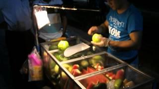 Thai Mango Salad | Pattaya Street Food | Street Food Thailand
