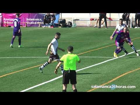 Unionistas de Salamanca 3 - 1 Valladolid Promesas