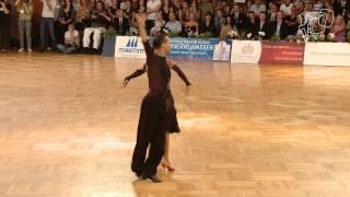 Kiselev - Balaeva, RUS   2013 WDSF GrandSlam Latin Final Solo C