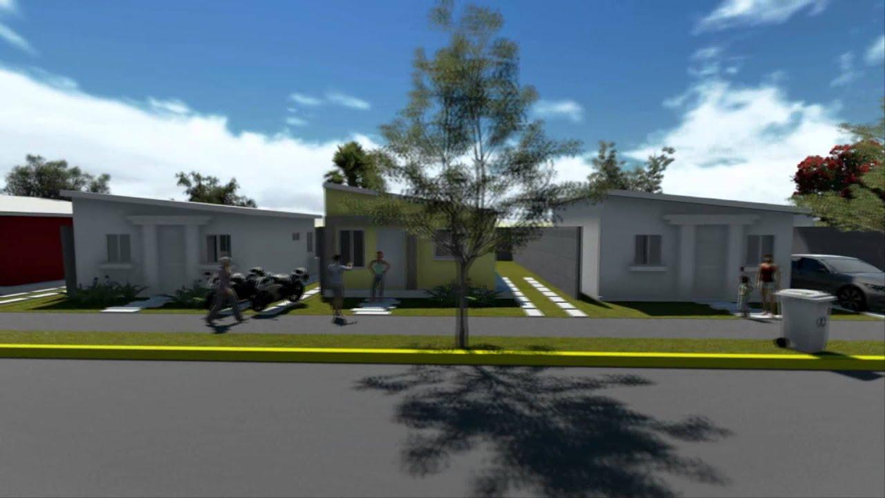 Proyecto residencial san andres youtube - Proyecto de casas ...
