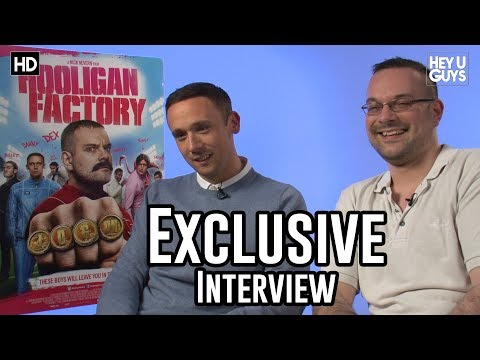 Nick Nevern & Jason Maza - The Hooligan Factory Exclusive Interview