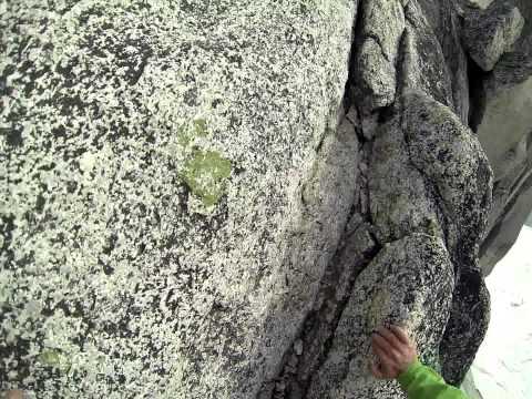 The Bugaboos Climbing: Pigeon Spire via The West Ridge