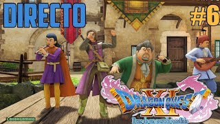 Vídeo Dragon Quest XI S: Echoes of an Elusive Age - Definitive Edition