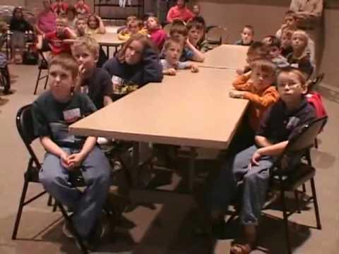 How Christians Brainwash kids with creationism