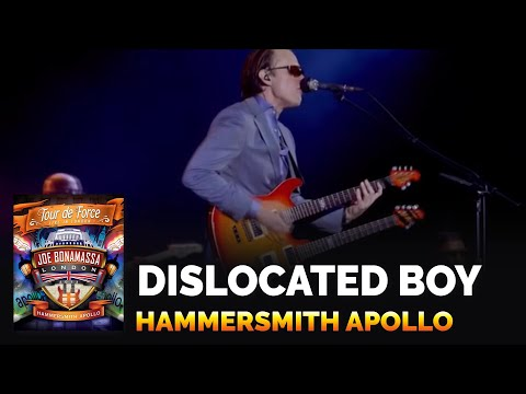 "Joe Bonamassa ""Tour De Force"" - ""Dislocated Boy"" From Hammersmith Apollo"
