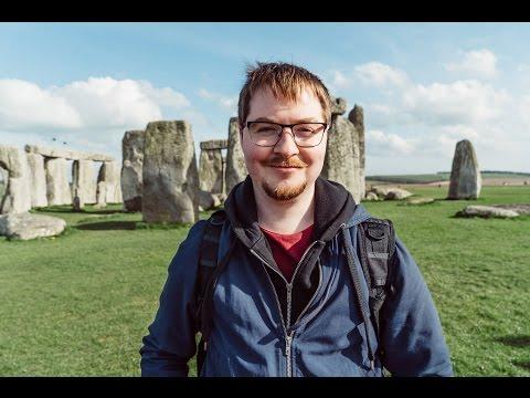 A TRIP TO STONEHENGE (& SALISBURY CATHEDRAL) W/LLYMLRS / JONDBARKER