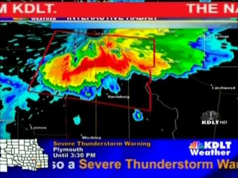 Download KDLT-TV Storm Center Chaos - June 4th 2014