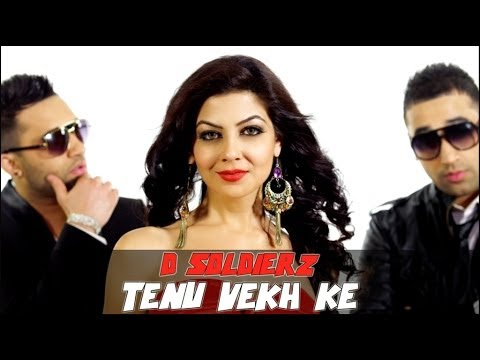 TENU VEKH KE FULL VIDEO SONG | D SOLDIERZ | NEW PUNJABI SONG 2014 Travel Video