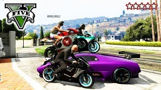 GTA 5 JABBA's OLYMPIC Special!!! - GTA 5 Funny Fails - Playing With Grand Theft Auto 5 The Crew