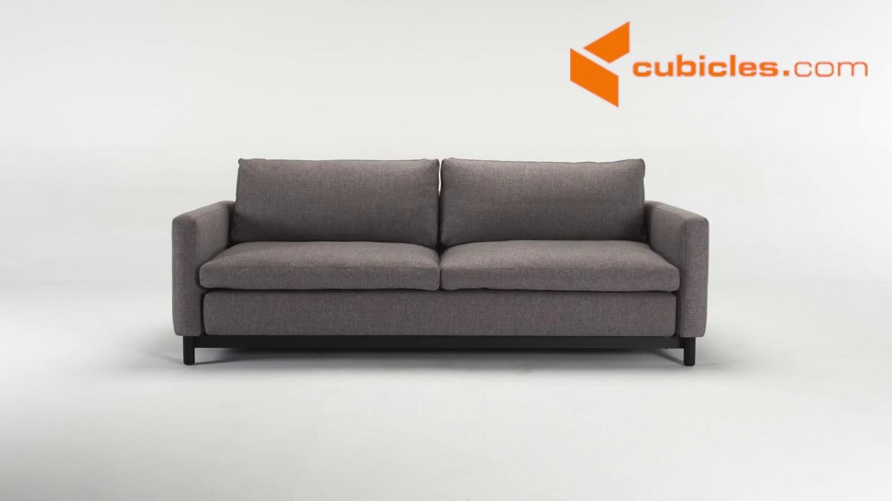 Unfold Sleeper Sofa Bed Youtube