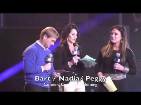 Nadia, Peggy and Bart (2012) in Jamestown N.Y.