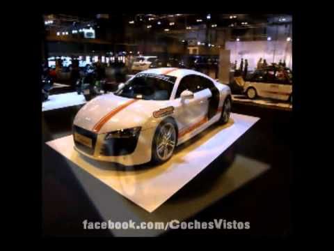 Madrid Motor Show Dreams by Car 2012