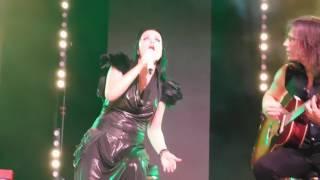 Tarja 15.10.16 @Backstage Werk Munich - Acoustic set