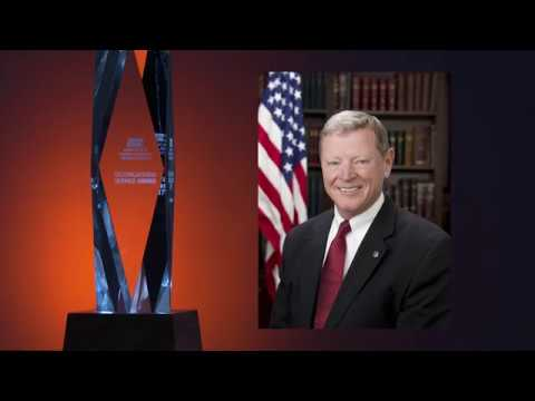 Senator James Inhofe earns Farm Bureau DSA Award