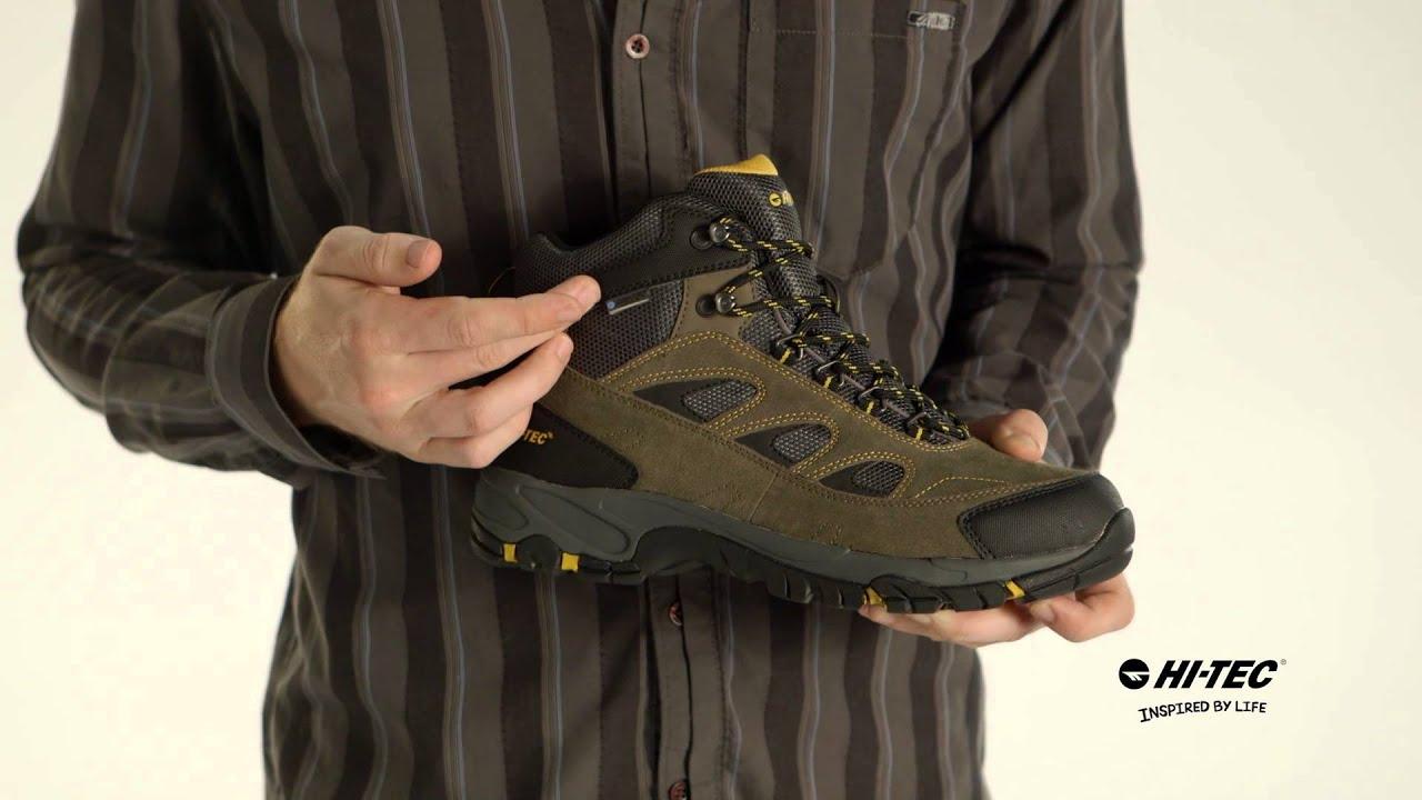 74383b3e1b7 Logan Waterproof - Durable Men's Hiking Boot from Hi-Tec (52086)