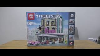 LEPIN STREETVIEW DOWNTOWN DINNER 15037 REVIEW
