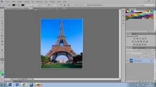 Como colocar e copiar uma foto no Photoshop CS6? HD