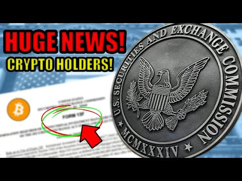 BREAKING: THE US SEC WILL NOT REGULATE CRYPTOCURRENCY in 2021! GOLDMAN SACHS to OFFER ETHEREUM!
