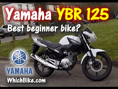 Yamaha ybr 125 review the perfect learner motorcycle for for Yamaha beginner motorcycle