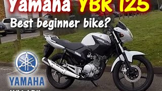 2016 Yamaha YBR 125 Review - The perfect learner motorcycle for new riderss and beginners?