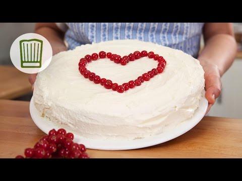 Einfacher Kuchen Mit Creme