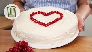 """Tortencreme - für Torten mit dem """"Wow-Effekt"""" #chefkoch"""