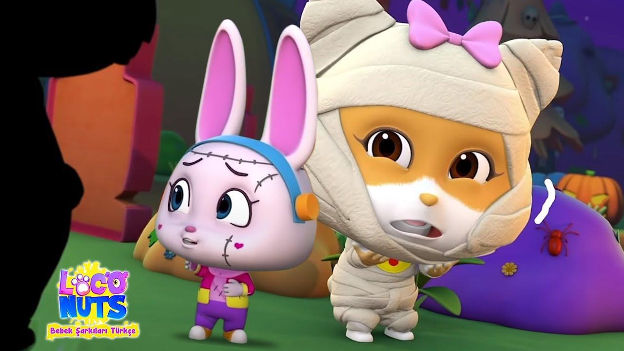 Gizle ve koş | Mutlu Cadılar Bayramı | Kids TV Türkçe | Animasyonlu videolar | Tekerlemeler