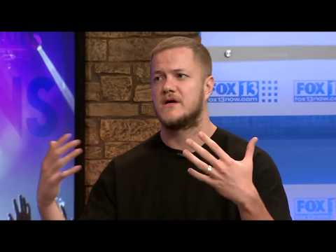 Dan Reynolds on 3 Questions with Bob Evans