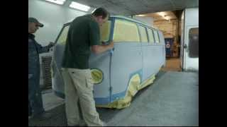 Barn find cars-time lapse VW-part 7 of 8