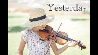 Yesterday Karolina Protsenko - Beatles - Violin Cover.mp3