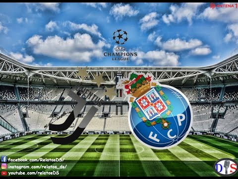 Rádio Antena 1 - Juventus x Porto - Relato dos Golos