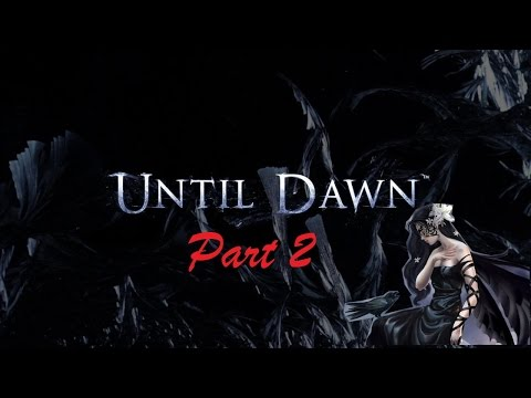 Why is Analyst so creepy? ;-; -Until Dawn Part 2-