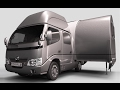 Amazing Camper 'Telescopes' Sideways For Three Times The Space - The BeauEr 3X