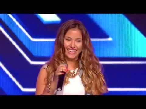 Гери - Никол Георгиева - The X Factor Bulgaria (09.09.2014)
