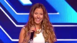 Гери - Никол Георгиева - The X Factor Bulgaria (09.09.2014)(Гери - Никол Георгиева - Кастинг The X Factor Bulgaria (09.09.2014) Абонирай се за профила на The X Factor Bulgaria: http://bit.ly/1tKckFa Посет..., 2014-09-10T17:13:43.000Z)