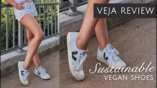 VEJA WATA SHOE REVIEW | Sustainable