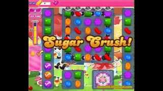 Candy Crush Saga - level 1193 (3 star, No boosters)