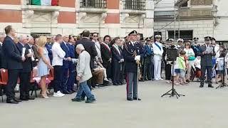 Onorificenza Cavaliere della Repubblica - Prefettura di Massa
