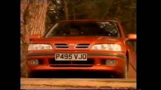 Old Top Gear 1996 - Nissan Primera
