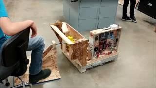 NERDS 1726 Prototypes Steamworks 2017 FRC FIRST robotics challenge