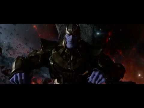 All Thanos Apperances / Scenes In The MCU
