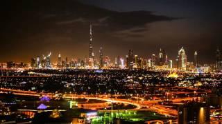 Burj Khalifa Timelapse - Dubai Timelapse Of Burj Khalifa