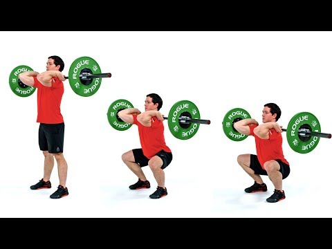 The Front Squat