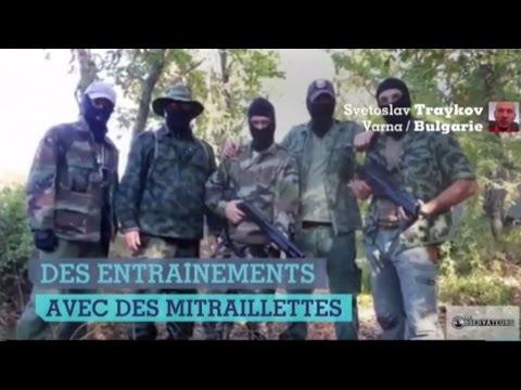 Une milice bulgare anti-migrants et une imprimante 3D en déchets électroniques au Togo