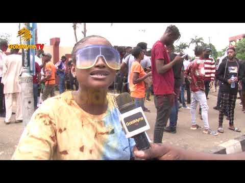 HOW WE WERE ATTACKED BY HOODLUMS DURING END SARS PROTEST - EYEWITNESS